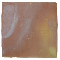 Unsealed single tile.