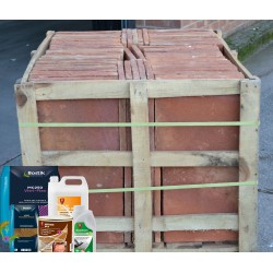 Bundle pallet deal teatree red 34x34